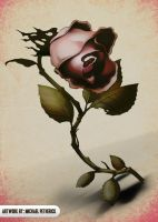 Wilting Rose by GrindLab