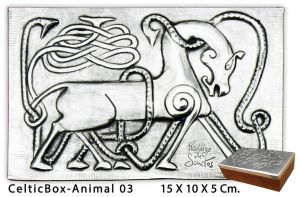 Celtic Animal  Box 03A by arteymetal