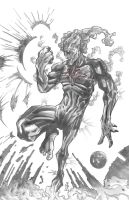 Captain Atom by CjB-Productions