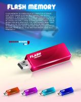 flash memory 3d by mnoso90
