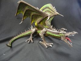 Chaos Dragon by Solav