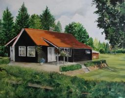 The house in Twente by Buble