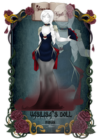 CdR: Vasilisa's Doll by Meduzia