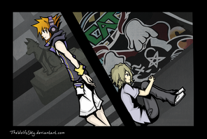 The World Ends With You by nekuroSilver