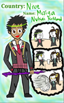 Elementary AU OC Contest Entry: Niue by the-Alternate-Rocker