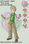 Gym Leader - Reed by Pokemon-Mento