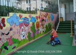 Kindergarten_Wall painting by delizm