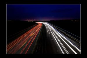 Light Trails by Bootcoot