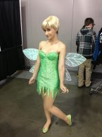 Tinker Bell by deathraven479