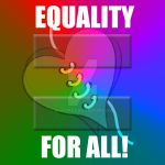 Equality For All! by Avacnela