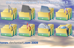 windows 7 folders 3 by tonev