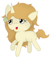 .:CM:. Cameillia (my fail attempt at a chibi) by KomaedaKitten