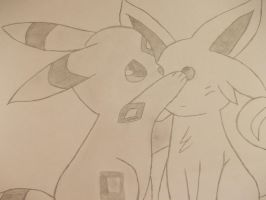 Pokemon Love by Shamony