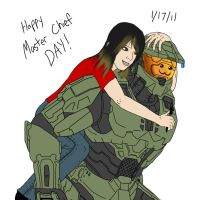 Happy Master Chief Day by Guyver89