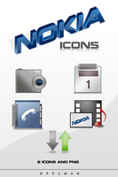 Nokia Icons by opelman
