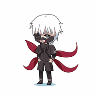 kaneki animated gif idk what to name this by Meinkenny