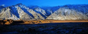 Mt. Whitney by cenevols
