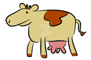 Cow by jkire