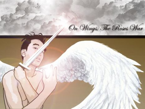 On Wings, The Rose's War by pircano