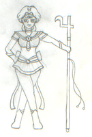 Sailor Callisto for Wild Nat by puff222001
