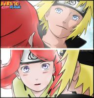 Naruto - I didn't want to lose you.. by Voltzix