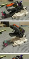 Work in Progress Trypticon 2 by Boltax