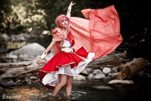 Magic Knight Rayearth Hikaru 2 by evalime