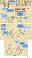 Guy Talk 01 by PsychicMyrddin