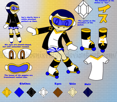 Ice Reference Sheet by Magenta-Fantasies