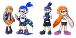 Collab: Inkcredible Duo by Nintendrawer