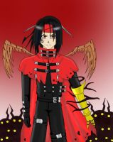 Vincent Valentine KH by Junk-King