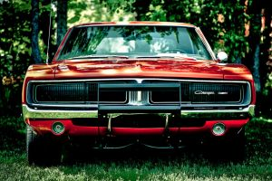 Dodge charger by RockRiderZ