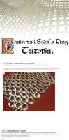 Chainmail Sodas Ring Tutorial by colin17