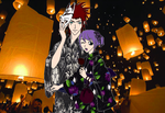 Event VI: axel And Maira's Festival Time by yunianinjamisterss15