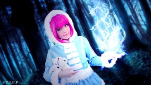Frostfire Annie Cosplay 2 by thechevaliere