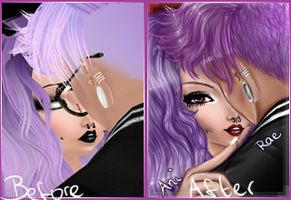 Cute imvu couple  profile picture by Narges14