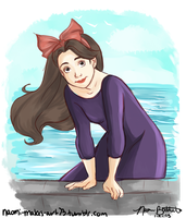 Little Witch by naomi-makes-art73