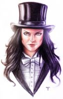 Zatanna by AIM-art