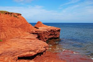 red cliffs 3 by LucieG-Stock