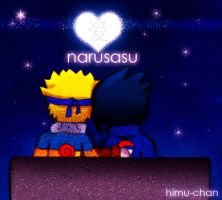 narusasu love by Himu-Chan