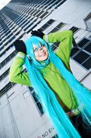 Vocaloid - Matryoshka Miku by seirie06