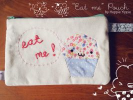 Eat Me Pouch By Heppie Yippie by heppieyippie