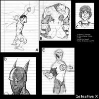 Sketches 01 by DetectiveX