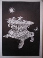Great A'Tuin by LordDestroy3r