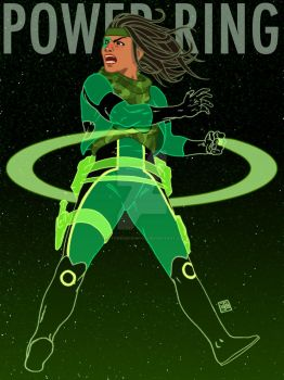 Power Ring by HectorBarrientos
