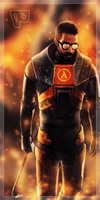 Half Life by feverpe