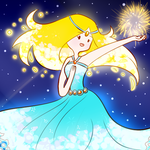 Fireworks Princess by Rumay-Chian