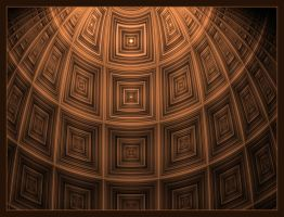 The Transfigured Ceiling by SuicideBySafetyPin