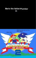 Mario in Sonic 2 LoL XDD by elfofcourage