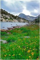 North Lake by wyorev